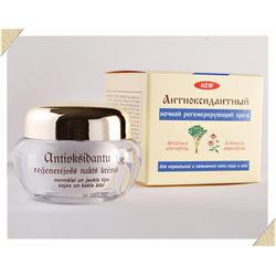 Dzintars (Дзинтарс) - Антиоксодантный восстанавл.ночной крем для норм.и смешан.типа кожи лица и шеи - 50 ml (21406dz)