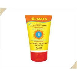 Dzintars (Дзинтарс) - Солнцезащитный бальзам Юрмала SPF6 - 125 ml (22960dz)