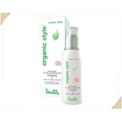 Dzintars (Дзинтарс) - ORGANIC STYLE clean skin Увлажняющий и успокаивающий кожу тоник для сухой и чувствительной кожи лица - 150 ml (23333dz)