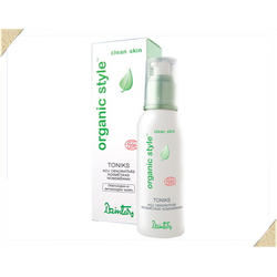 Dzintars (Дзинтарс) - ORGANIC STYLE clean skin Tоник для снятия макияжа глаз - 150 ml (23335dz)