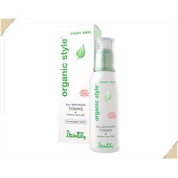 Dzintars (Дзинтарс) - ORGANIC STYLE clean skin Тонизирующий и увлажняющий тоник для нормальной и комбинированной кожи лица - 150 ml (23337dz)