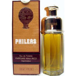 Nina Ricci Phileas For Men - туалетная вода - 100 ml