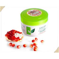 Dzintars (Дзинтарс) - Йогурт для лица и тела для любого типа кожи с ароматом граната Kredo Natur - 250 ml (28256dz)