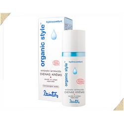 Dzintars (Дзинтарс) - ORGANIC STYLE hydrocomfort Интенсивно увлажняющий дневной крем для сухой и чувствительной кожи лица - 50 ml (28355dz)