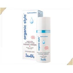 Dzintars (Дзинтарс) - ORGANIC STYLE hydrocomfort Питательный и смягчающий дневной крем для сухой и чувствительной кожи лица - 50 ml (28360dz)