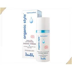 Dzintars (Дзинтарс) - ORGANIC STYLE hydrocomfort Питательный и увлажняющий дневной крем для нормальной и комбинированной кожи лица - 50 ml (28370dz)