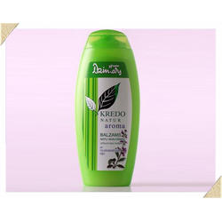 Dzintars (Дзинтарс) - Kredo Natur aroma c маслом шалфея мускатного. Бальзам-ополаскиватель для любого типа волос - 175 ml (33154dz)