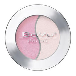 Атласные тени для век BeYu - Duo Eye Shadow №64 Pink - French Pink (brk_349.64)