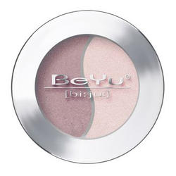 Атласные тени для век BeYu - Duo Eye Shadow №68 Soft Plum - Rosy Skin (brk_349.68)