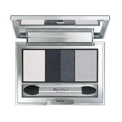 Тени для век BeYu - Catwalk Quattro EyeShadow №01 Black & White Shades (brk_35.01)