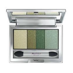 Тени для век BeYu - Catwalk Quattro EyeShadow №88 Automn Green Shades (brk_35.88)