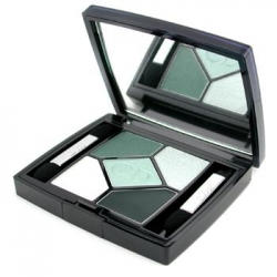 Тени для век Christian Dior -  5-Colour Eyeshadow Designer №408 Green Design
