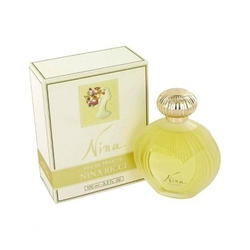 Nina Ricci Nina White For Women - духи - 7.5 ml (цилиндрический флакон)
