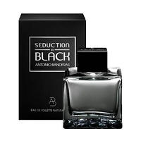 Antonio Banderas Seduction in Black - туалетная вода - 100 ml TESTER