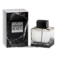 Antonio Banderas Splash Seduction in Black - туалетная вода - 100 ml
