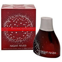 Antonio Banderas Spirit Night Fever for Men - туалетная вода - 50 ml