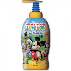 Admiranda Mickey Mouse Club House -  Гель для душа с фруктовым ароматом -  1000 ml (арт. AM 71012)