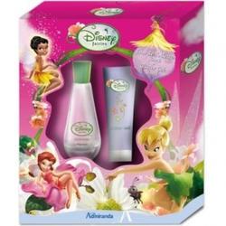 Admiranda Tinker Bell - для девочек Набор (туалетная вода 50 + гель для тела с блестками 50) (арт. AM 71203)