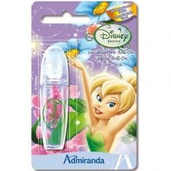 Admiranda Tinker Bell -  для девочек Блеск для губ увлажняющий Lipgloss roll-on Fairies (кофе с молоком) -  3.7 ml (арт. AM 71204-1)