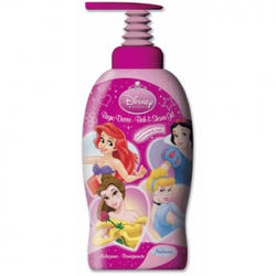 Admiranda Princess -  для девочек Гель для душа с ароматом граната -  1000 ml (арт. AM 71220)