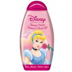 Admiranda Princess -  для девочек Гель для душа с ароматом персика и абрикоса -  300 ml (арт. AM 71221)