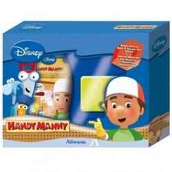 Admiranda Handy Manny -  Набор (гель для душа яблоко и банан 300 + мыло 75) (арт. AM 71312)