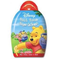 Admiranda Winnie The Pooh -  Гель для душа с ароматом молока и меда -  300 ml (арт. AM 71361)