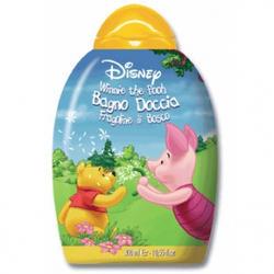 Admiranda Winnie The Pooh -  Гель для душа с ароматом земляники -  300 ml (арт. AM 71366)
