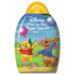 Admiranda Winnie The Pooh -  Гель для душа с ароматом ежевики -  300 ml (арт. AM 71367)