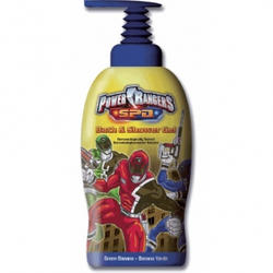Admiranda Power Rangers -  Гель для душа с ароматом банана -  1000 ml (арт. AM 71703)