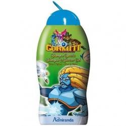 Admiranda Gormiti Sommo -  Шампунь-гель для душа с ароматом груши и дыни -  300 ml (арт. AM 73048)