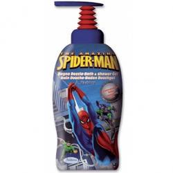 Admiranda Spider-Man -  Гель для душа с ароматом ежевики -  1000 ml (арт. AM 73600)