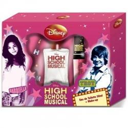 Admiranda High School Musical - для девочек Набор (туалетная вода 50 + блеск для губ 7 + брелок) (арт. AM 74304)