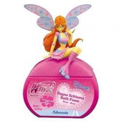 Admiranda Winx Club -Пена для ванны Bloom (фигурка) с ароматом розы -  300ml (арт. AM 76101)