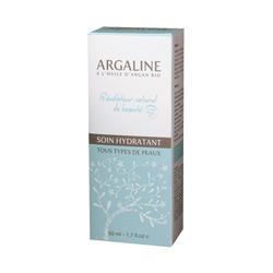 Косметика Argaline - Soin Hydratant - Аргановый увлажняющий крем - 50 ml
