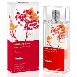 Armand Basi Happy In Red - туалетная вода - 100 ml