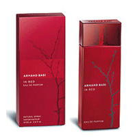 Armand Basi In Red Eau de Parfum - парфюмированная вода -  mini 7 ml