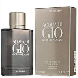 Giorgio Armani Acqua di Gio pour homme Limited Edition - туалетная вода - 50 ml