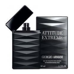 Giorgio Armani Attitude Extreme - туалетная вода - 50 ml