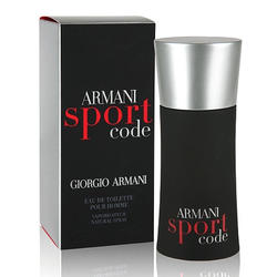 Giorgio Armani Armani Code Men Sport - туалетная вода - 75 ml TESTER
