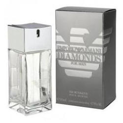 Giorgio Armani Emporio Armani Diamonds for Men - бальзам после бритья - 50 ml