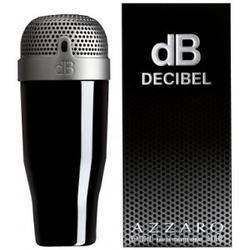 Azzaro Decibel for Men - туалетная вода -  пробник (виалка) 1.5 ml