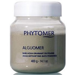 Phytomer -  Альгомер - аквадренажная ванна из водорослей AlguoMer Aqua-Detoxifying Bath - 400 gr (BBV050)