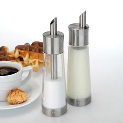 Berghoff -  Набор -  2 предмета (емкость для сахара и сливок) на подставке (арт. 1109749)