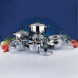 Berghoff -  Набор посуды Vision -  12 предметов (арт. 1112206)