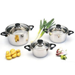 Berghoff -  Набор посуды Vision Premium -  6 предметов (арт. 1112459)