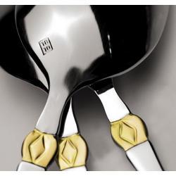 Berghoff -  Набор столовых приборов Aura gold -  72 предмета (арт. 1272382)