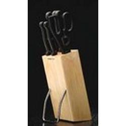 COOK and Co (от Berghoff) -  Набор ножей -  6 предметов в подставке (1307008) (арт. 2800638)