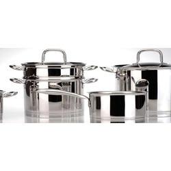 COOK and Co (от Berghoff) -  Набор посуды -  12 предметов с металлическими крышками Venus (арт. 2801093)