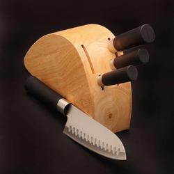 COOK and Co (от Berghoff) -  Набор ножей -  6 предметов в деревянной колоде (арт. 2801383)